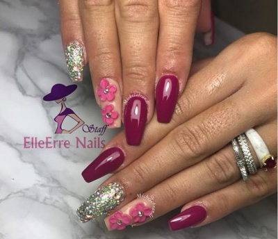 ElleErre Nails Staff Works