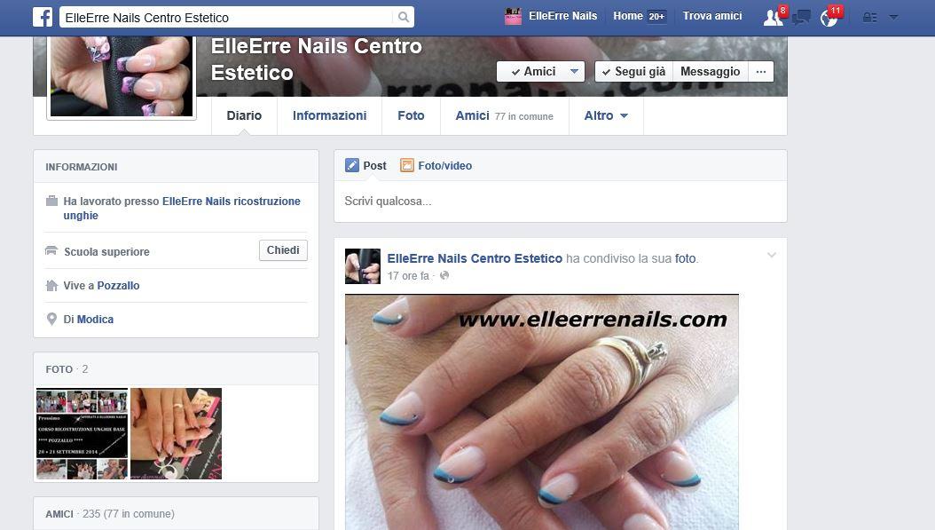 elleerre nails centro unghie