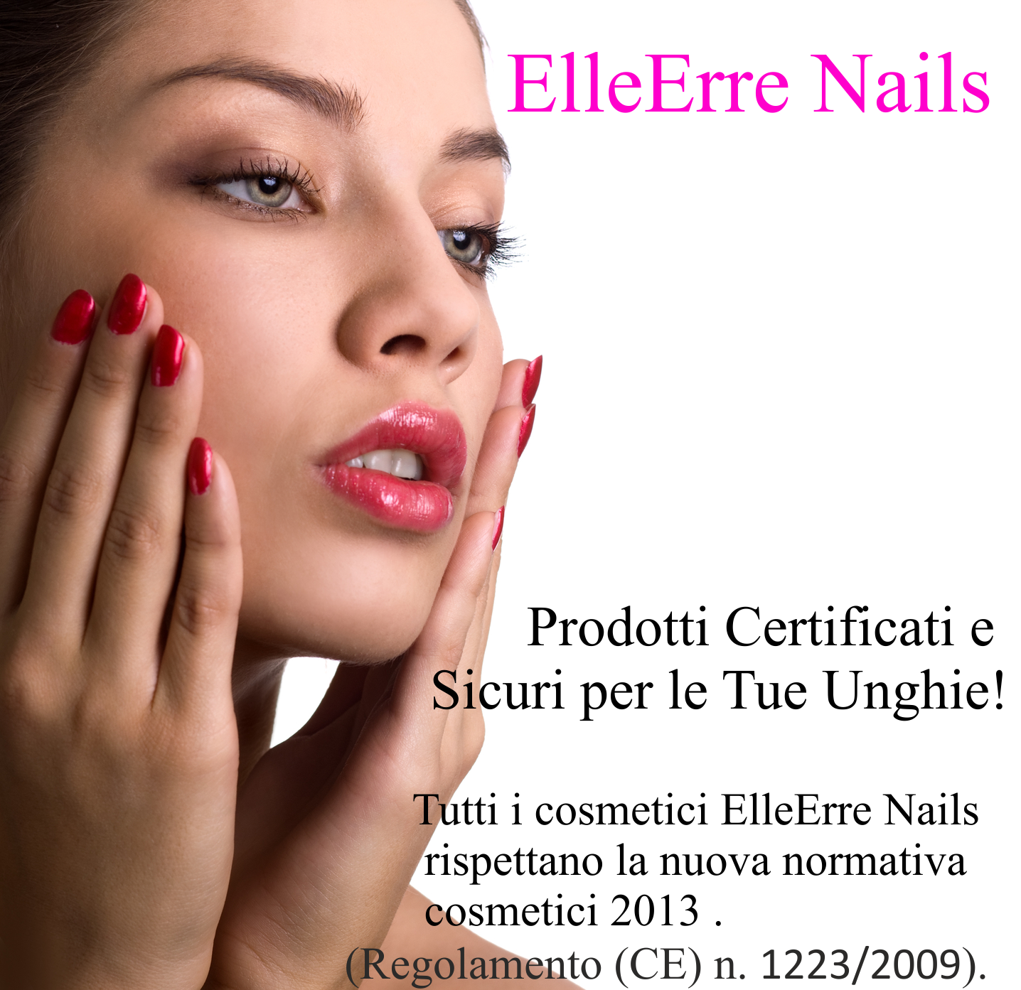 nails products certificate