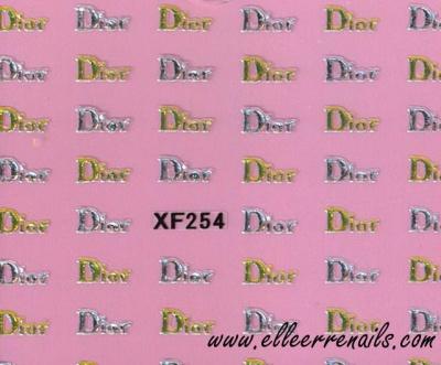 Nail Sticker - 182